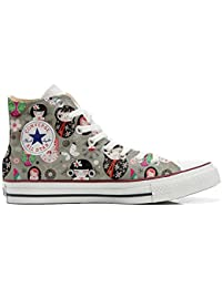 Converse All Star Customized, Sneaker Unisex, printed Italian style Matrilu