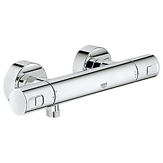 "41X54vVuKtL. SS324  - Grohe Precision Joy - Termostato de ducha visto (1/2"")"