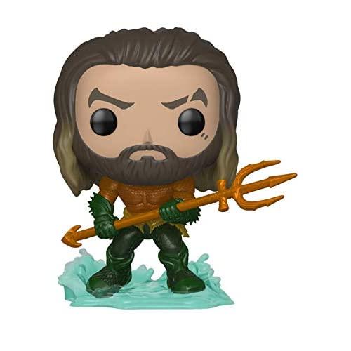 Funko Pop Aquaman: Arthur Curry de Hero Suit, (889698311779) 9