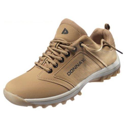 Donnay Vesuvio Low Sneaker Turnschuhe Freizeitschuhe Camel / Beige 42 - 44 Schuhe (43)