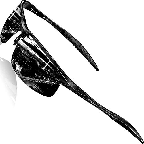 SIPLION Men's Driving Polarized ...