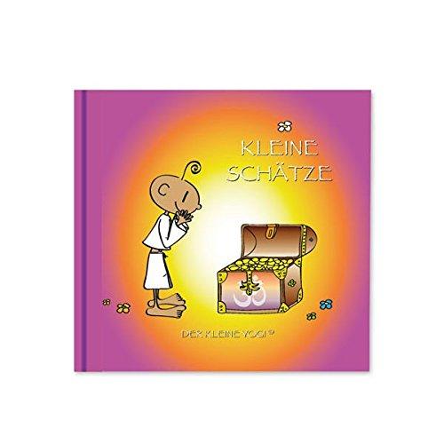 DER KLEINE YOGI: Minibuch - Kleine Schätze !!!Statt 7,90 Euro zum Sonderpreis von 3,90 Euro!!!