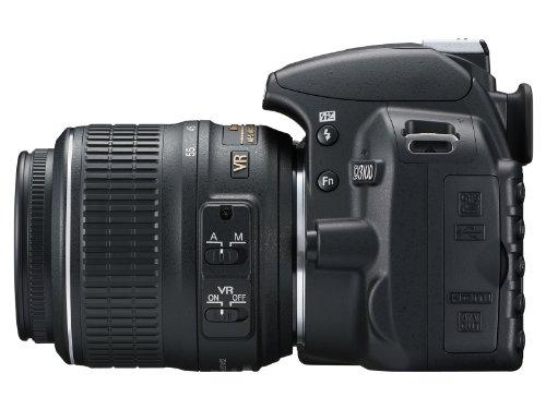 Nikon D3100 SLR-Digitalkamera (14 Megapixel - 2