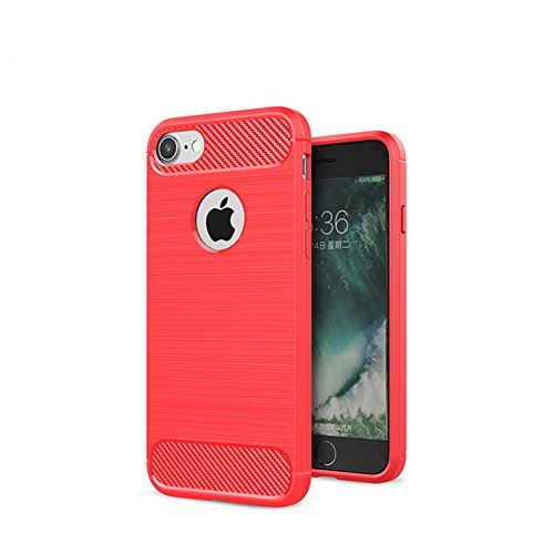 Cover iPhone 7 iPhone 8, Sportfun morbido protettiva TPU Custodia Case in silicone per iPhone 7 iPhone 8 (05) 03