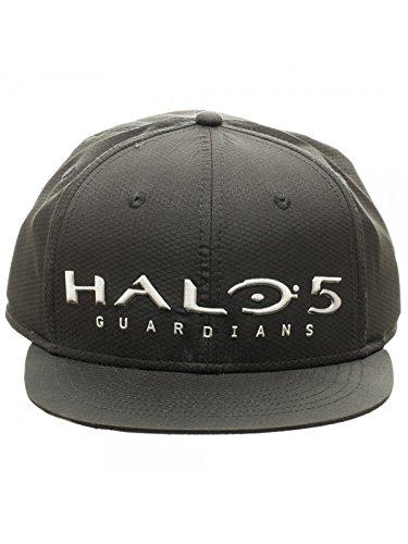 Halo 5 Guardians Logo Black Snapback Casquette De Baseball