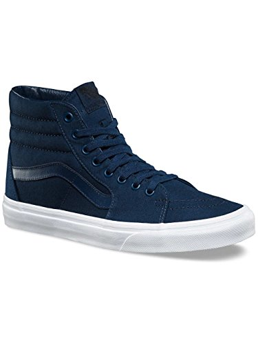 Vans Herren Ua Sk8-Hi Hohe Sneakers (mono canvas) dress blues