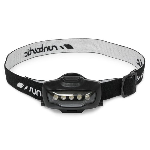 Runtastic Headlamp Lampada LED per La Corsa con Supporto per...