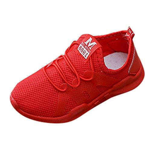SuperSU Sneaker Kind Baby Jungen Mädchen Leicht Fitness Outdoor Klettverschluss Traillaufschuhe Hallenschuhe Kleinkind Schuhe Lauflernschuhe Krabbelschuhe Sneaker Sportschuhe