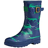 Joules Printed Welly, Boys