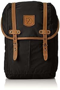 Fjällräven Unisex Outdoor Hiking Backpack, Black - One Size