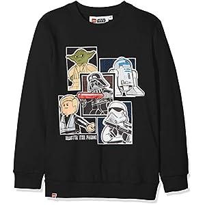 Sudadera ligera inspirada en la guerra de las galaxias de Star Wars dise/ñada e impresa en el Reino Unido utilizando 100/% algod/ón peinado fino