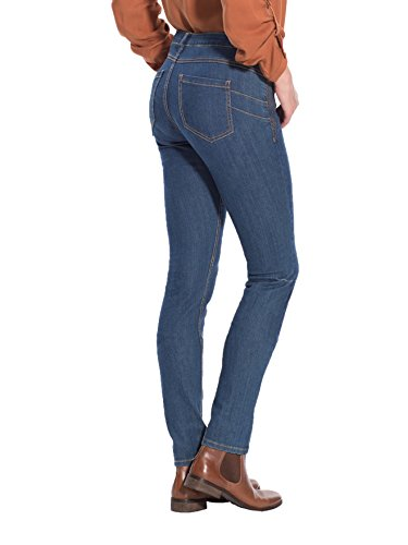 Balsamik - Slim-Fit Jeans, Push-up Effekt - Damen Denim stone