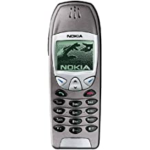 Nokia 6210 Handy grey