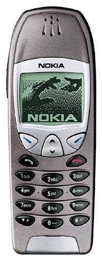 Nokia 6210 - Tel fono m vil
