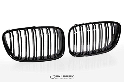 Preisvergleich Produktbild salberk performance 1007DL - schwarze Nieren hochglänzend beschichtet