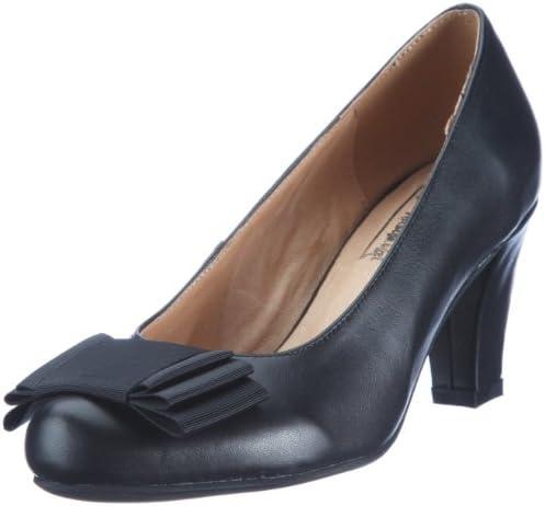 Andrea Conti 0593128 0593128 - Zapatos de vestir de cuero para mujer