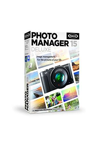 MAGIX Photo Manager Deluxe 15