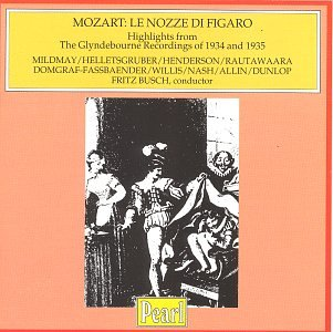 Le Nozze di Figaro-Highlights [Import allemand]