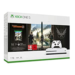 Microsoft Xbox One S 1TB – The Division 2 Bundle