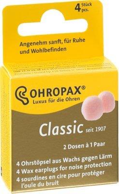 Ohropax Classic 4 stk