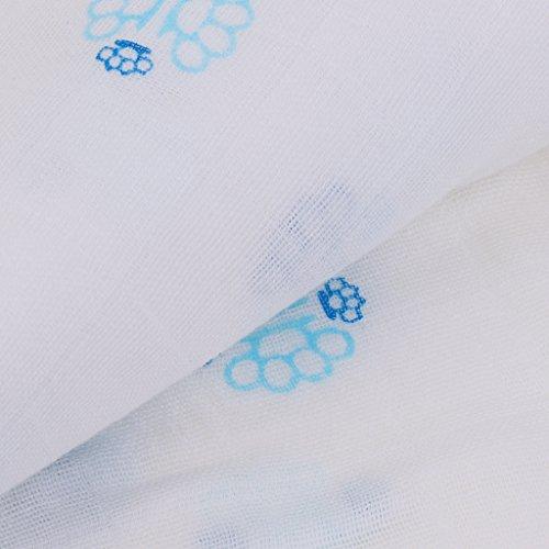 Gazechimp Babydecke Kuscheldecke Krabbeldecke Multifunktion Decke 100x110cm - Farbe 1, 100x110cm