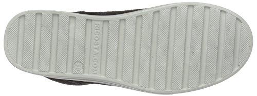 RicostaFranjo - Sneaker Ragazzo Nero (Schwarz (schwarz 090))
