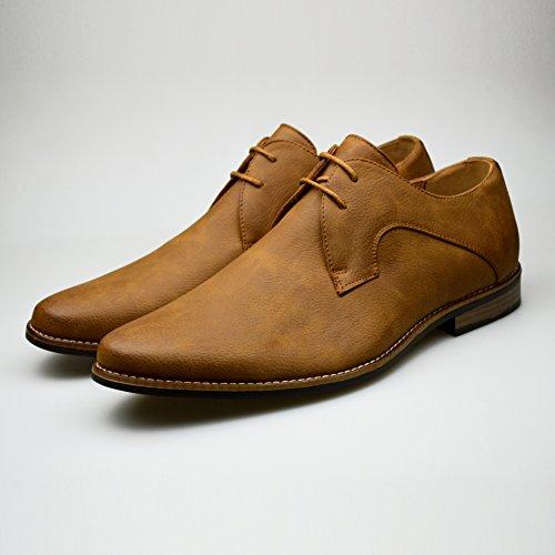 Robelli , Chaussures de ville à lacets pour homme Noir Noir Noir - Sable