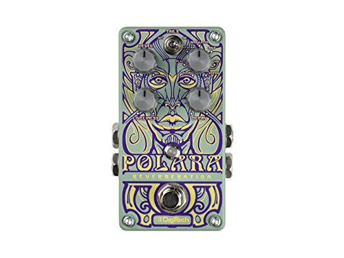 DigiTech POLARA Stereo Reverb Gitarre Pedal
