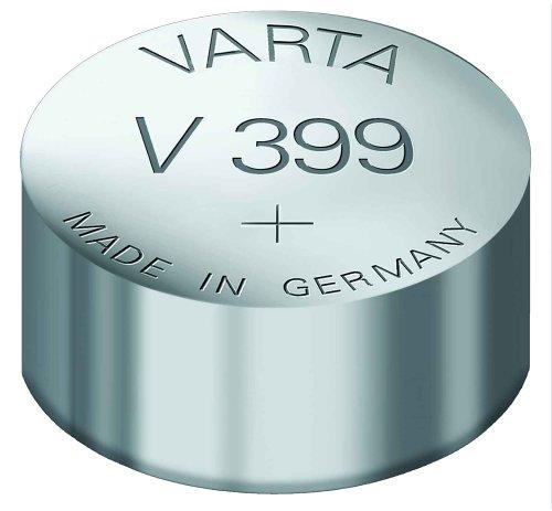 Varta V399 Uhrenbatterie