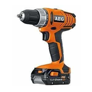 AEG - AEG BS 14 G 2 - Perceuse Simple Sans Fil / Batterie - 14.4 V