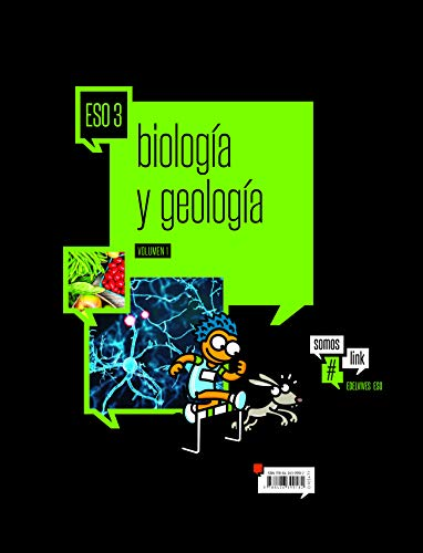 Biologia y Geologia 3º ESO (Somoslink)