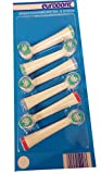 6 Stück Ersatz-Zahnbürsten DuPont Tynex Borsten Vorteilspack Ersatzzahnbürsten