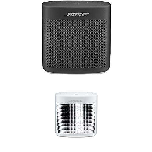 Bluetooth speaker II - Schwarz + SoundLink Color Bluetooth speaker II - Weiß ()