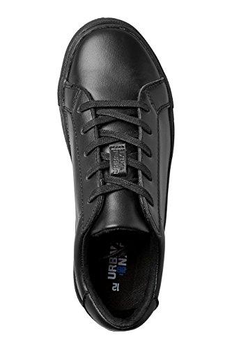 next Garçons Chaussures À Lacets Épurées (Garçon) Noir