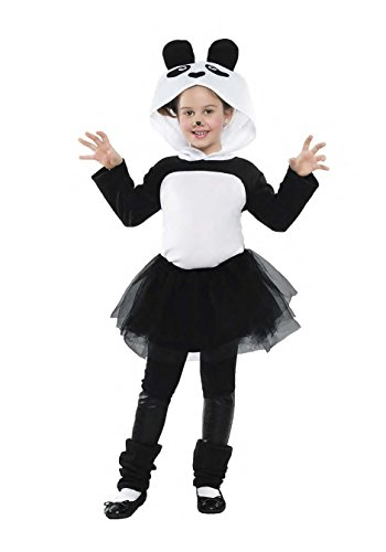 Imagen de disfraz panda tutu talla 7 9 años tamaño infantil