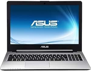 "Asus S56CB-XO326H Ultrabook 15,6"" (39,62 cm) Intel Core i5 3317U 1,7 GHz 1000 Go 6144 Mo NV GT740M Windows 8 noir"