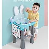 SEIGNEER Waschschüssel Kinderwaschbecken Waschbecken Mini Waschbecken