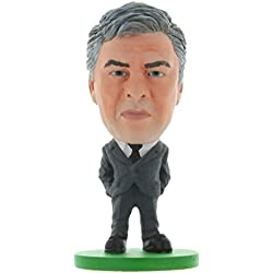 SoccerStarz - Figura con cabeza móvil Real Madrid (400803)