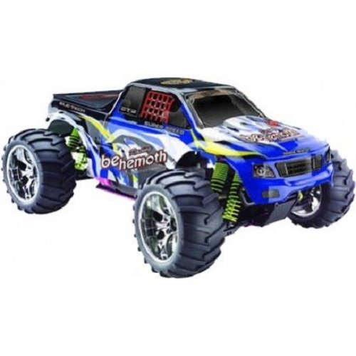 RC Verbrenner Monster Truck HSP Monster 110 3,0ccm 2,4GHZ (Rot)