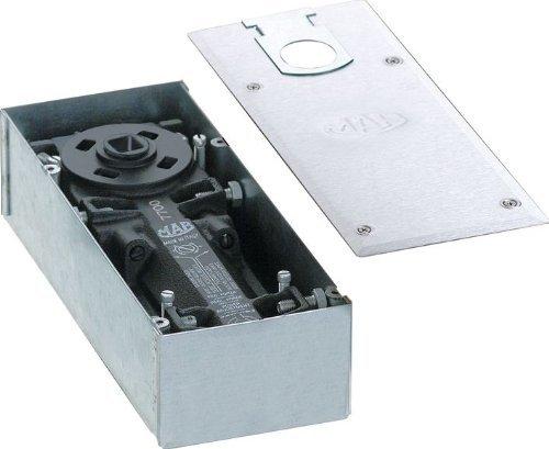 Chiudiporta Universale a Pavimento Mab serie 7700 Inox Fermaporta 105° U