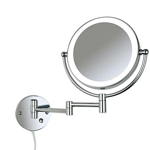 LOYWE LED Beleuchtet wunderschöne Kosmetikspiegel 1+7F,LWW29-7