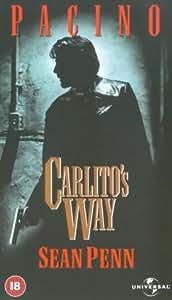 Carlito's Way [VHS] [1994]