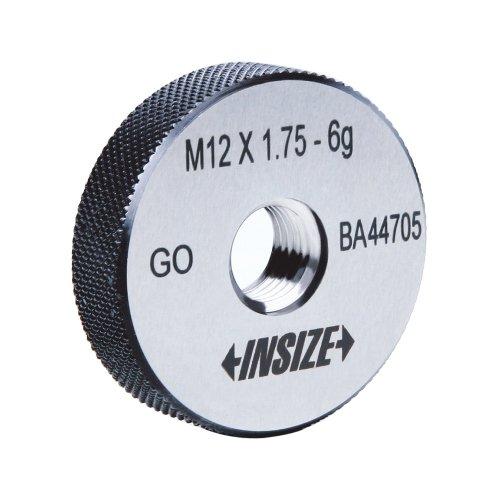 INSIZE 4631-16 Metrisches Gewinde Ringmessgerät, Go,6 g, ISO1502, M16 x 2