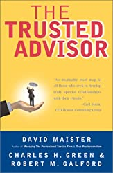 [The Trusted Advisor ] BY [Maister, David H]Paperback