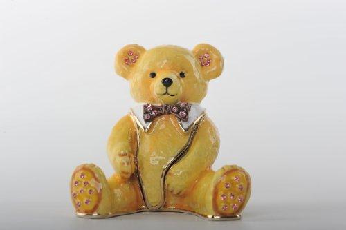 Faberge, Teddy Bear Trinket Treasures