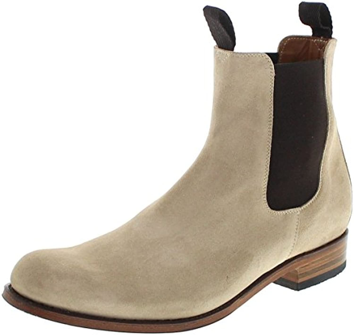 FB Fashion Boots Sendra Boots 5595 Bamby Firenze Chelsea Boots Für Herren Chelsea Boots Beige