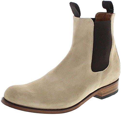Sendra Boots 5595 Bamby Firenze Chelsea Boots für Herren Chelsea Boots Beige, Groesse:40 (Firenze Boots)