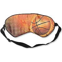 Art Basketball Love Sleep Eyes Masks - Comfortable Sleeping Mask Eye Cover For Travelling Night Noon Nap Mediation... preisvergleich bei billige-tabletten.eu