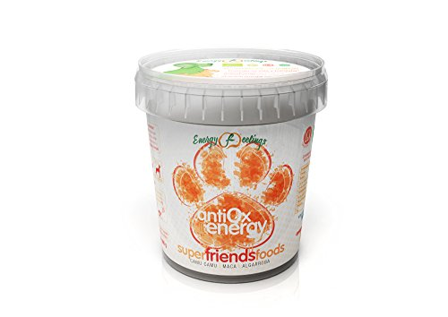 Energy Feelings Superfriends Foods Ecológico Antiox