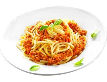 SCHÄR - Spaghetti à la bolognaise / Sans gluten - 300 g - Surgelé